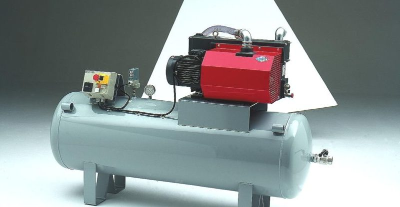 Industrial Vacuum System 65M3/Hr